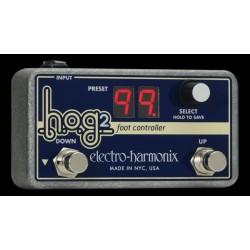Electro-Harmonix EHXFTHOG2 - Contrôleur HOG 2 Foot Controller