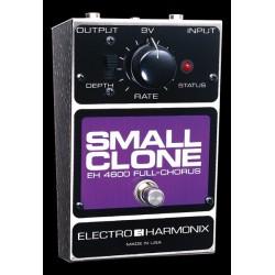 Electro-Harmonix EHXSMALC - Pédale d'effet chorus Small Clone