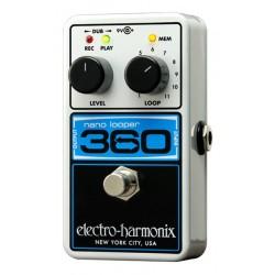 Electro-Harmonix EHXNLOO - Pédale d'effet looper 360 Looper