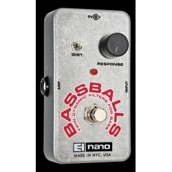 Electro-Harmonix EHXNANOBA - Pédale d'effet phaser Bassballs