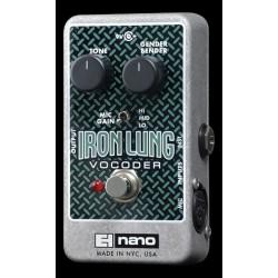 Electro-Harmonix EHXIRON - Pédale d'effet vocoder Iron Lung