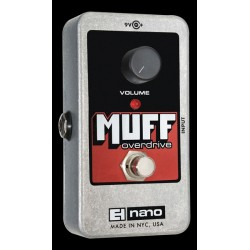 Electro-Harmonix EHXMUOVER - Pédale d'effet fuzz Muff Overdrive
