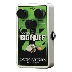 Electro-Harmonix EHXNBBIG - Pédale de fuzz pour basse Nano Bass Big Muff