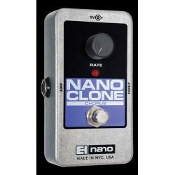 Electro-Harmonix EHXNCLONE - Pédale d'effet chorus Nano Clone