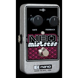 Electro-Harmonix EHXNOEMISS - Pédale d'effet flanger Neo Mistress