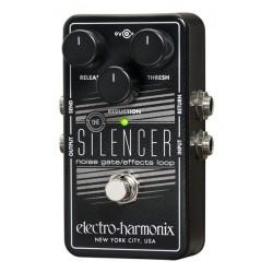Electro-Harmonix EHXNSIL - Pédale d'effet noise gate Silencer