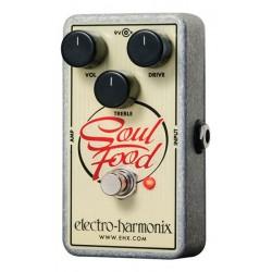 Electro-Harmonix EHXNSOUL - Pédale d'effet overdrive Soul Food