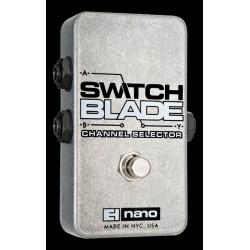 Electro-Harmonix EHXSBLADE - Routeur pour pédale d'effet Switchblade