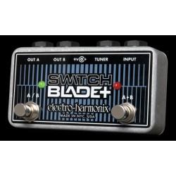 Electro-Harmonix EHXSBLADE+ - Routeur pour pédale d'effet Switchblade+