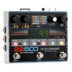 Electro-Harmonix EHX225 - Pédale d'effet looper 22500 Dual Stereo Looper