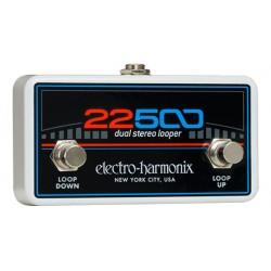 Electro-Harmonix EHX225FC - Contrôleur 22500 Looper Foot Controller