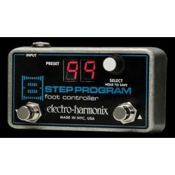 Electro-Harmonix EHX8STFC - Contrôleur 8-Step Program Controller