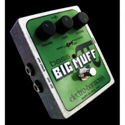 Electro-Harmonix EHXBBM - Pédale de fuzz pour basse Bass Big Muff