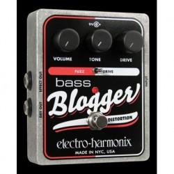 Electro-Harmonix EHXBBLOG - Pédale de distorsion pour basse Bass Blogger