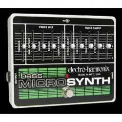 Electro-Harmonix EHXBASSYN - Pédale de filtre pour basse Bass Micro Synth