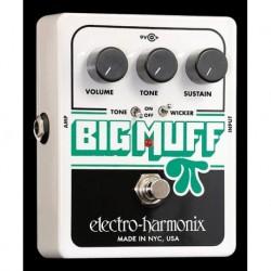 Electro-Harmonix EHXBIGTONE - Pédale d'effet fuzz Big Muff w/ Tone Wicker