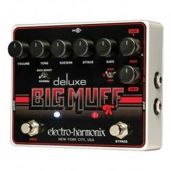Electro-Harmonix EHXDLXBM - Pédale d'effet fuzz Deluxe Big Muff