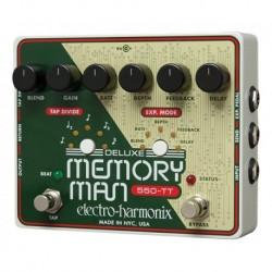 Electro-Harmonix EHXDLXMELOTT - Pédale d'effet délai Deluxe Memory Man Tap Tempo 550ms
