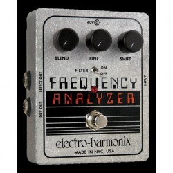 Electro-Harmonix EHXFREQ - Pédale d'effet ring modulator Frequency Analyzer