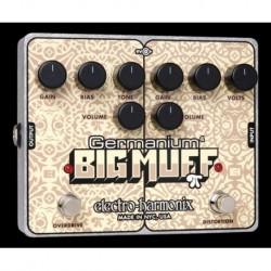 Electro-Harmonix EHXGERM4 - Pédale d'effet fuzz Germanium 4 Big Muff