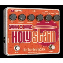 Electro-Harmonix EHXHOST - Pédale d'effet multi-modulation Holy Stain