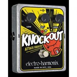 Electro-Harmonix EHXKNOUT - Pédale d'effet egaliseur Knockout