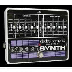 Electro-Harmonix EHXMICR - Pédale d'effet filtre Micro Synth