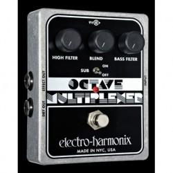 Electro-Harmonix EHXOCTA - Pédale d'effet octaver Octave Multiplexer