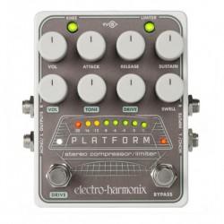 Electro-Harmonix EHXPLA - Pédale d'effet compresseur Platform