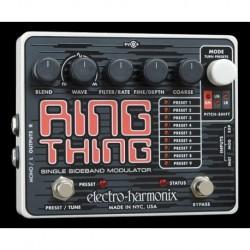 Electro-Harmonix EHXRING - Pédale d'effet ring modulator Ring Thing