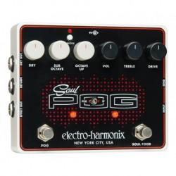 Electro-Harmonix EHXSOU - Pédale d'effet octaver Soul POG
