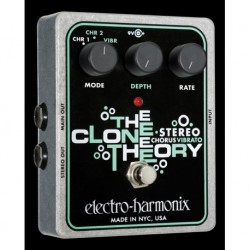 Electro-Harmonix EHXSCTHEO - Pédale d'effet multi-modulation Stereo Clone Theory