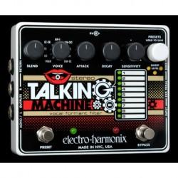 Electro-Harmonix EHXTALK - Pédale d'effet filtre Stereo Talking Machine