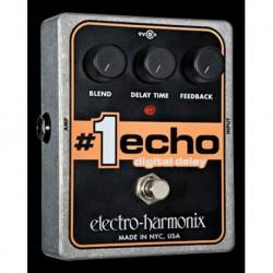 Electro-Harmonix EHX1ECH - Pédale d'effet délai 1 Echo