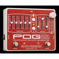 Electro-Harmonix EHXP.O. - Pédale d'effet octaver POG 2