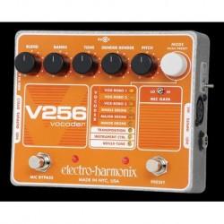 Electro-Harmonix EHXV256 - Pédale d'effet vocoder V256 Vocoder