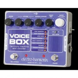 Electro-Harmonix EHXVOICE - Pédale d'effet pitch/harmoniseur Voice box