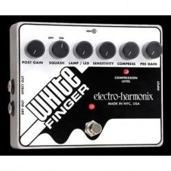 Electro-Harmonix EHXWHIT - Pédale d'effet compresseur White Finger