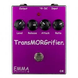 Emma Electronic EMMTRA - Pédale d'effet compresseur TransMORGrifier