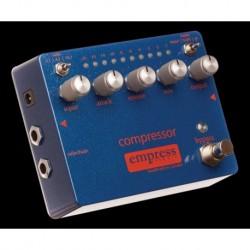 Empress Effects EMPCOMP - Pédale d'effet compresseur Compressor