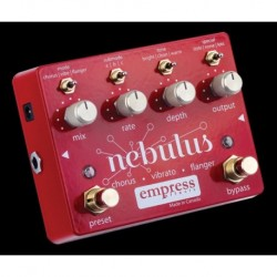 Empress Effects EMPNEB - Pédale d'effet multi-modulation Nebulus
