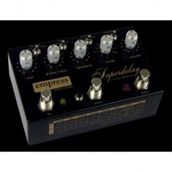 Empress Effects EMPSDMOD - Pédale d'effet délai Superdelay Vintage Modified