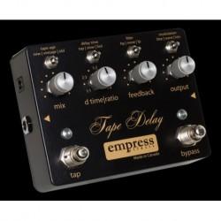 Empress Effects EMPTAP - Pédale d'effet délai Tape Delay