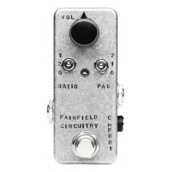 Fairfield Circuitry FCACC - Pédale d'effet compresseur The Accountant
