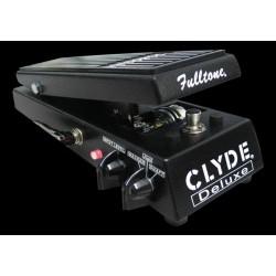 Fulltone FULLCDW - Pédale d'effet wah wah Clyde Deluxe