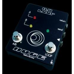 Huge Audio HUGEABL - Routeur pour pédale d'effet A.B Loop