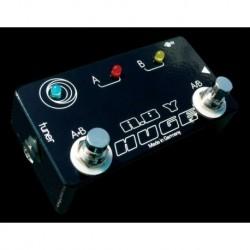 Huge Audio HUGEABY - Routeur pour pédale d'effet A.B Y
