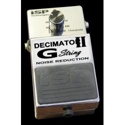 ISP Technologies ISPDECG2 - Pédale d'effet noise gate Decimator II G String