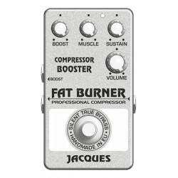 Jacques JACFATV3 - Pédale d'effet compresseur Fat Burner V3