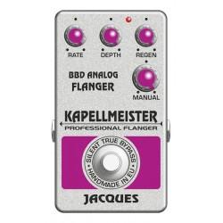 Jacques JACKAMEIV3 - Pédale d'effet flanger Kapellmeister V3
